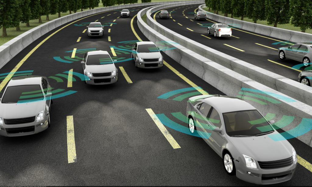 The Benefits of Self Driving Cars