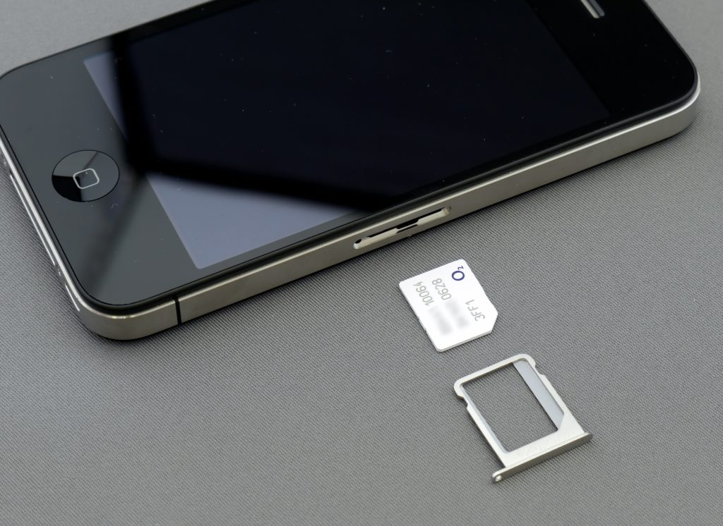 How to Change a SIM Card