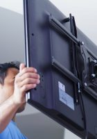 how to mount a TV
